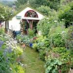 Sally Wakley garden sculpture studio