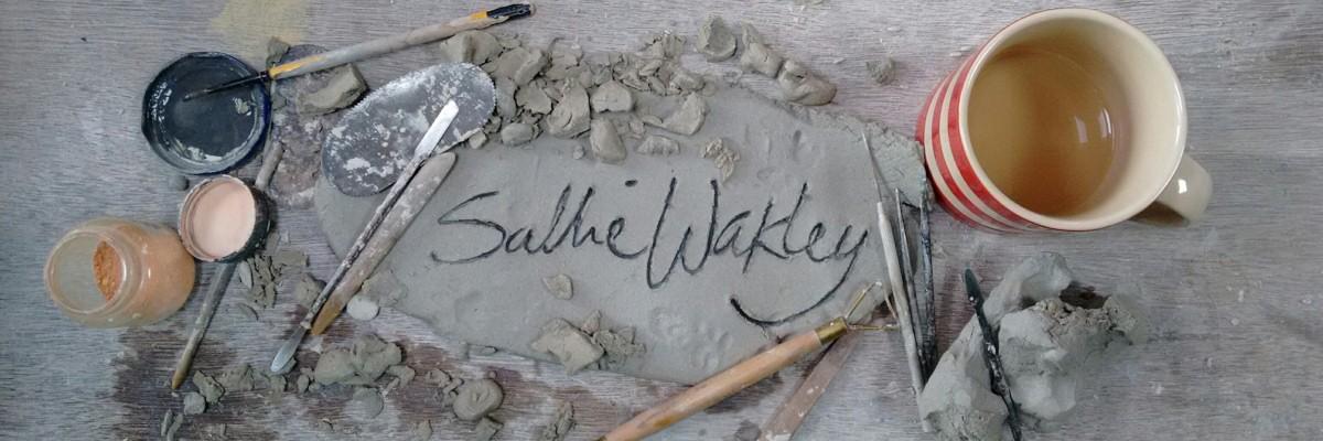 Sallie Wakley Animal Scuptures