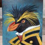 Macaroni Penguin Portrait